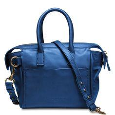 Liebeskind Berlin -  Olbia cobalt pullup # bags  liebeskind berlin bags #liebeskind-berlin @opulentnails