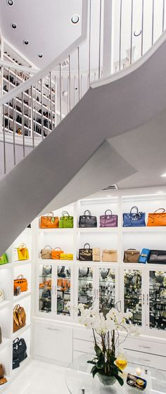 Check out the largest closet in America — 3,000-square-feet, $500,000, and three-stories of pure delight! #ClosetPorn