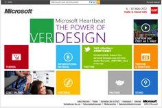 Microsoft Deutschland - Social Newsservice und Berichterstattung von der CeBIT