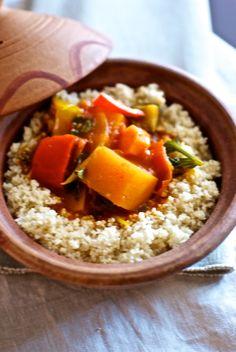 Receta de 'Cuscús de verduras' de Pepekitchen , para el blog 'A tu Gusto' de superSol. La mejor gastronomía :)