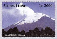 Výsledek obrázku pro volcanoes in postage stamps