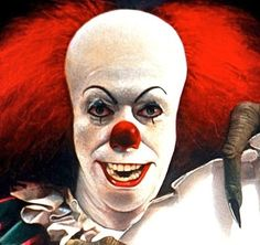 Scary Creepy things like this...  and this is why the world hates clowns LOL thanks Stephen King,