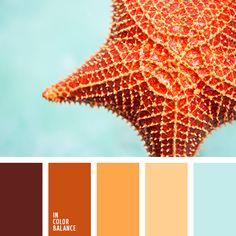 Цветовая палитра №3520