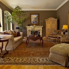 25 Best Traditional Living Room Designs | Traditional living rooms ...