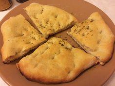 Julia La Una: Das leckerste Pizzabrot der Welt - Rezept