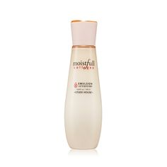 [ETUDE HOUSE] MOISTFULL COLLAGEN EMULSION  The Moistfull Collagen Emulsion is a moist and rich textured facial emulsion that supplies penetrating moisture and collagen treatment to improve complexion.