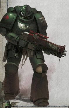 Warhammer Dark Angels, Dark Angels 40k, Angel Artwork, Warhammer 40k Art, Armor Concept, The Grim, Geek Art, Space Marine, Dungeons And Dragons