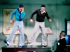 Moses Supposes His Toes-es Are Roses! Singing in the Rain | Donald O'Connor and Gene Kelly