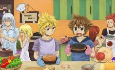Kingdom Hearts Kairi, Axel, Roxas, Sora, Namine, and Riku - Google Search