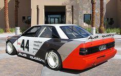 1986 Audi Quattro 200 | 1989 audi 200 quattro transam1