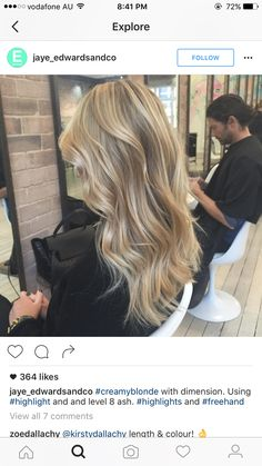 Short Homecoming Hairstyles Tutorials is part of Perfect Prom Hairstyles Makeup Tutorials Guide golden balayage hair✨ - Blonde Hair Looks, Brown Blonde Hair, Sandy Blonde Hair, Golden Blonde Hair, Healthy Blonde Hair, Hair Shades, Balayage Hair, Natural Blonde Balayage, Blonde Foils