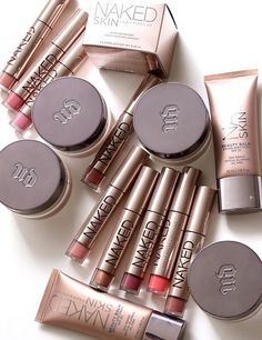 Urban Decay Naked collection   P I N T E R E S T -its_kinda_everything  I N S T A G R A M - its_kinda_everything