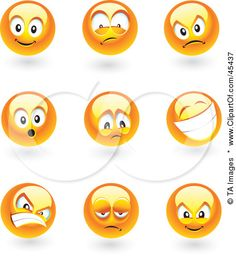 Silly Face Clip Art | Funny Face!! | Love it ? Create your own ...
