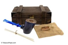 """TobaccoPipes.com - Owl Pipes """"Riviera"""" Tobacco Pipe Gift Set , $159.99…"""