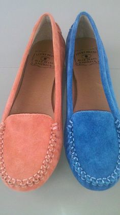 Luxurious Loafer Moccasins - Coming Soon from Lucky Brand