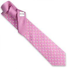 Flying Seagull Printed Tie by Thomas Pink Thomas Pink, London, Tie, Printed, Shirts, Fashion, Knights, Moda, Fashion Styles