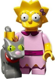 Figürchen Minifig Minifigur Simpsons Serie 1 Bart skate skater neu Lego Baukästen & Konstruktion