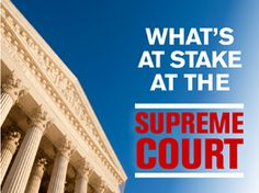 4/28/15 SCOTUS- What's At Stake? Nationwide Marriage Equality! Turn your profile picture red in favor if Marriage Equality