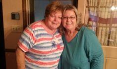 Sharon Barronton Bright and Carole Stephens.