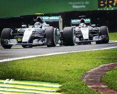 """My tyres are not going to last"" @lewishamilton tells @mercedesamgf1 as he battles @nicorosbergofficial for P1 #F1 #BrazilGP #Formula1 #LewisHamilton #NicoRosberg #Mercedes by f1"