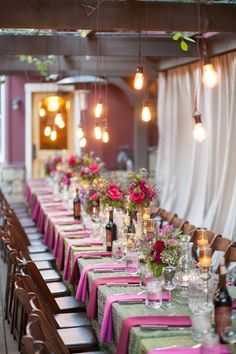 Rich Wedding Colors