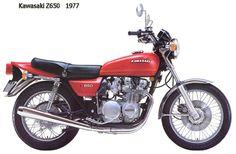 Kawasaki kz650