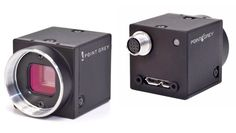 The Flea3 Webcam: The World's Smallest 4K Camera