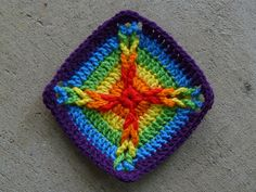rainbow granny