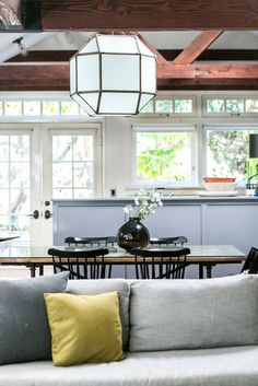 House Tour A Modern Cozy Santa Monica Cottage Apartment Therapy Living
