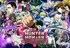 Do You Love Anime? Do You Love Action? Hunter x Hunter Is What You Need