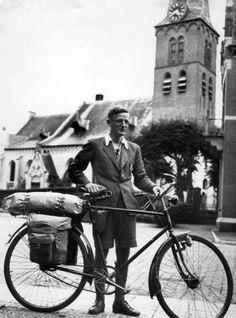 Touring set-up, 1930's