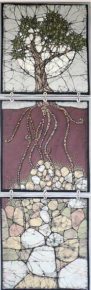 Mary jo Scandin - Batik