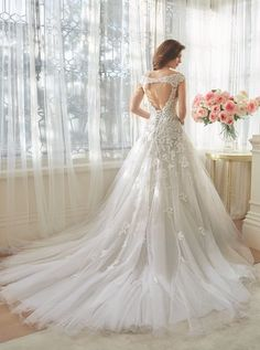 Stunning Sophia Tolli wedding dresses