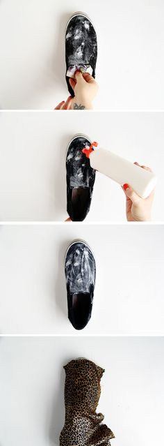 I don't know if you guys remember my marbled slip on tutorial I wrote way back sometime in March. I loved this DIY. I loved the shoes even more. So much in fact that I've worn the marbling right off them! To be fair, they have gone through a wash a couple of times (Paris, …