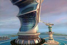 Stijn Windig Concept Artist - Atlantis