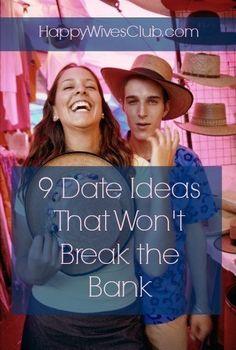Date Ideas That Wont Break The Bank