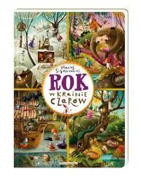 Rok w Krainie Czarów / The Year in Wonderland Corel Painter, Creative Industries, Multimedia, Childrens Books, My Books, Wonderland, Kawaii, Crafts, Painting