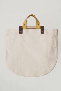 Totoomi. Loma bag, short handle, yellow and garnet colors. http://www.totoomi.es/-loma-.html