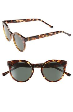 Komono 'Lulu' Round Lens Sunglasses available at #Nordstrom