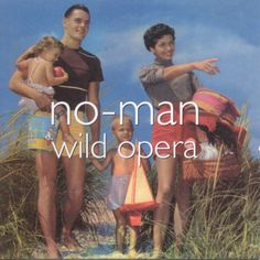 No-Man - Discography (1993-2008) Art Rock /UK