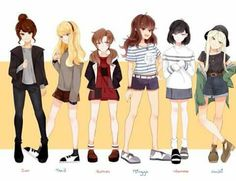 Fan Art PT2♡♡♡♡ #Jun #The8 #Vernon #Mingyu #Hoshi #Wonwoo #Seventeen #kpop