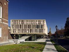 Pavilhão de Arte McGee / ikon.5 architects