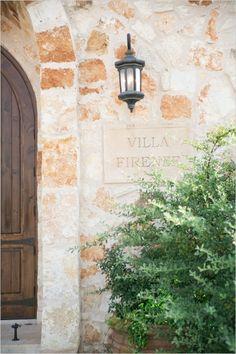 Austin, Texas vineyard wedding venue