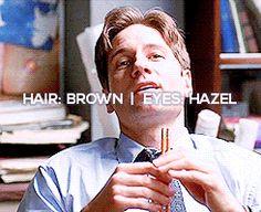 FBI Special Agent Fox Mulder.