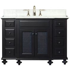 Water Creation London Collection 48 Inch Wide Single Sink Vanity