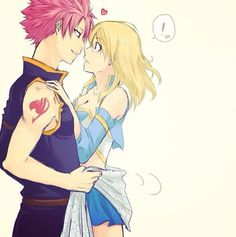 Fairy Tail Lucy X Natsu