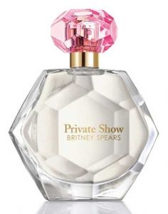 Private Show by Britney Spears is a sweet, warm, spicy, milky, coffee, white Floral Fruity Gourmand fragrance with coffee bean, whipped cream, nectarine and clementine in the top. Jasmine sambac, orange blossom and dulce de leche in the middle. Amber and musk in the base. - Fragrantica