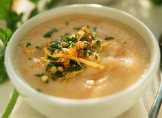 Recette de soupe au céleri (pour 4 personnes) - Les ingrédients pour préparer…