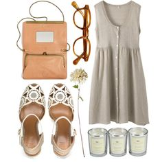"""wheat fields"" by animagus on Polyvore"
