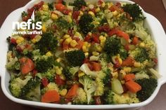 Nefis Brokoli Salatası (Bol vitaminli) Delicious Broccoli Salad (with plenty of vitamins) Broccoli Salad, Broccoli Recipes, Vegetable Recipes, Broccoli Casserole, Easy Salads, Summer Salads, Salad With Sweet Potato, Side Salad, Healthy Salad Recipes